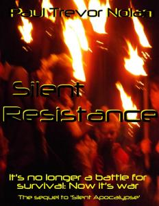 Silent Resistance final cover