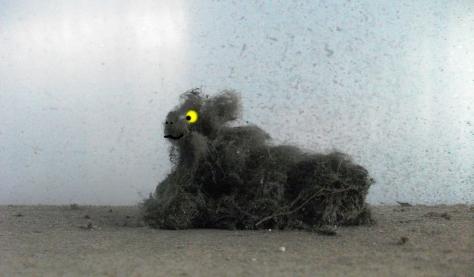 fluff-monster